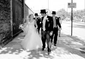 Lords Cricket Ground - Wedding photography by Rhian Ap Gruffydd